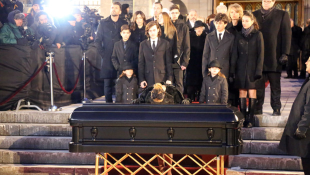 cercueil rene angelil