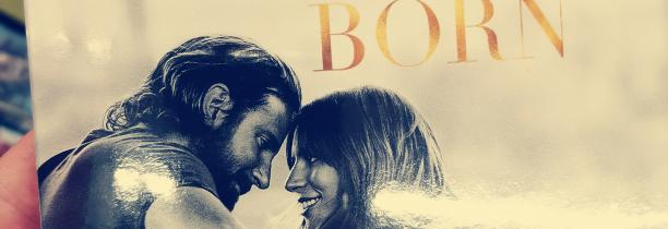 Votre BLU-RAY A STAR IS BORN