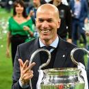 zinedine zidane annonce par surprise son depart du Real Madrid