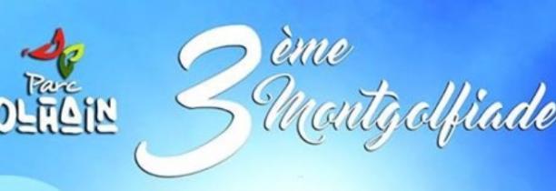 Mona FM partenaire de la 3ème Montgolfiade