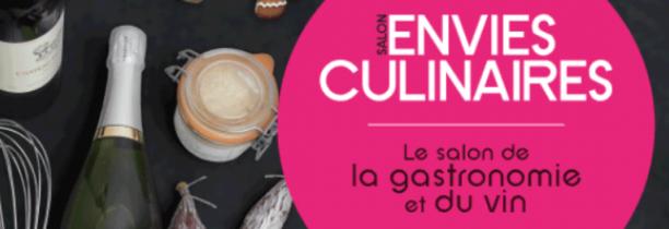 Mona FM partenaire du salon Envies Culinaires 2016