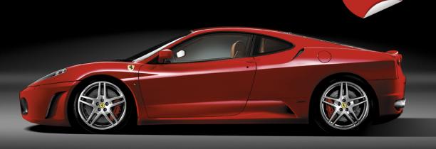 Gagnez votre stage de pilotage au volant d'une Ferrari!
