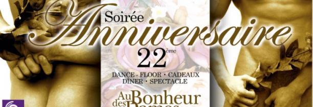 LE BONHEUR DES DAMES Diner /Spectacle