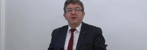 Jean Luc Melenchon menacé de mort   On lui refuse une protection judiciaire