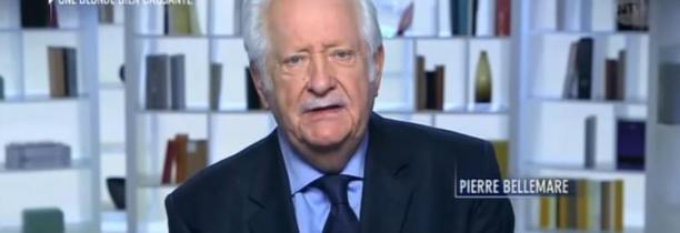 Le journaliste et écrivain Pierre Bellemare est mort