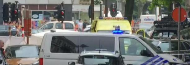 """Fusillade à Liège: Quatre morts - Deux blessés - Une enquête ouverte pour """"infraction terroriste"""