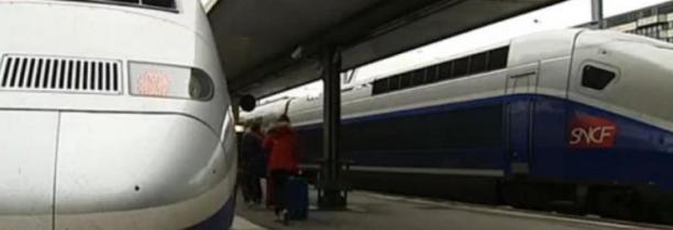 SNCF:Le Sénat approuve la reforme ferroviaire en première lecture