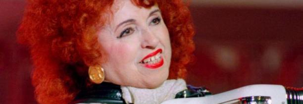 Yvette Horner, l'accordéoniste la plus célèbre de France est morte à l'âge de 95 ans