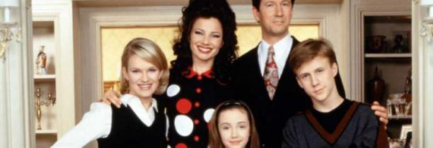 Le retour d'une nounou d'enfer 20 ans plus tard à la télé