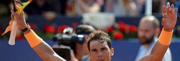 Nadal forfait face à la france en coupe Davis