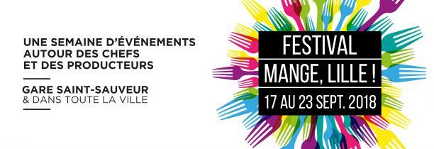 MANGE LILLE:Voila le programme complet du 17 au 23 septembre autour et dans Lille