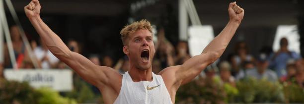 Kévin Mayer établit un nouveau record du monde du décathlon