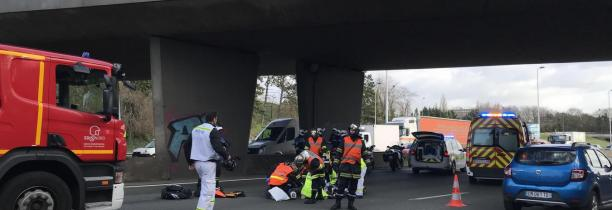 Lille : le corps d'une femme retrouvé entre l'A25 et l'A1,