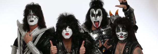 Le groupe KISS fait ses adieux à la scène !