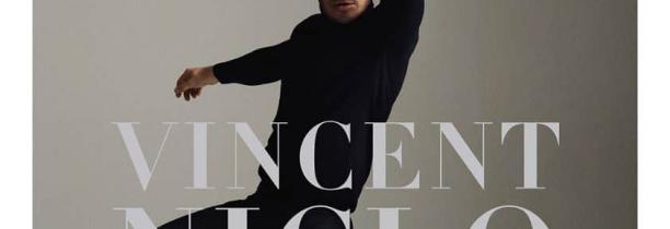 """Un nouvel album pour Vincent Niclo  """"Tango"""""""