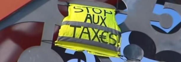 """Le syndicat SUD-Rail veut rejoindre les """"gilets jaunes"""""""