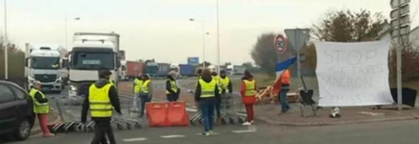 La prefecture du Pas de Calais interdit des rassemblements demain sur certaines zone
