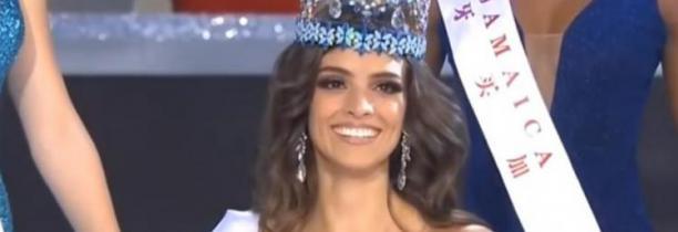 Voici la nouvelle Miss Monde Vanessa Ponce de Leon  Maeva Coucke pas dans le top 5