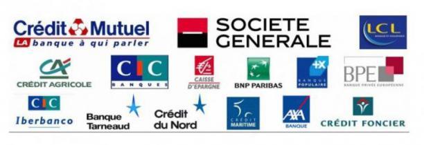 Toutes les banques de France annoncent l'annulation de l'augmentation des tarifs pour 2019 apres une reunion avec Macron