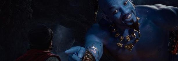 Les premieres images de Aladdin de Disney avec Wiil Smith
