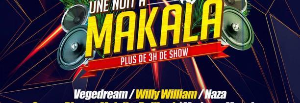 Une Nuit à Makala le 18/03/19 au Zénith de Lille ! avec Amel Bent  Vegedream ....