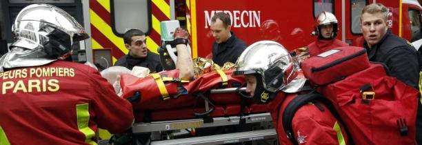 Une attaque à l'acide s'est produite ce matin vers 8 heures sur la ligne 1 du métro parisien - Le pronostic vital d'une personne est engagé