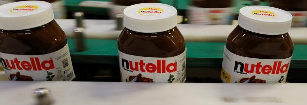 L'usine normande de Nutella est à l'arrêt
